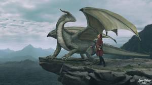 Taming the Dragon by IGORTOKAR
