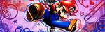 Mario Dance Signature by Ph0Xy