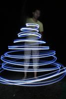 Exposure - SpinningLight Dress by Ph0Xy