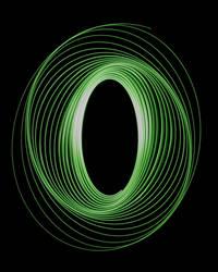 Gravitational Light Exposure 2 by Ph0Xy