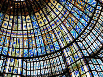 Stained Glass by ChaiiTea