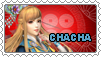 SW4 Chacha Stamp by PrincessKarinKoopa28