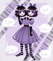 Evelyn by DollyKnife