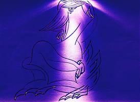 The Wolf Queen by bradmesz