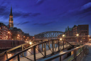 Speicherstadt by IndependentlyConceal