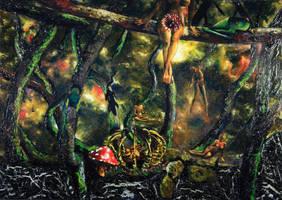 Eden by hhisim