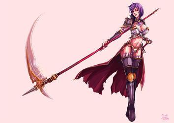 CM: Harvest Knight by kachima