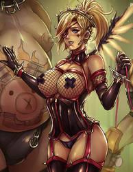 PT : Mistress mercy by kachima