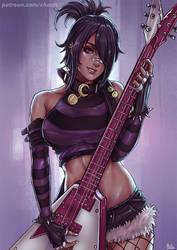 PT : Emalee, Rocker girl by kachima
