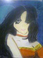 Vampire girl by Konack1