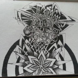 random doodle by Joeadrianart