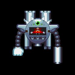 Final Boss Mockup by Hex-01