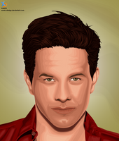 Mark Wahlberg by xarok-design