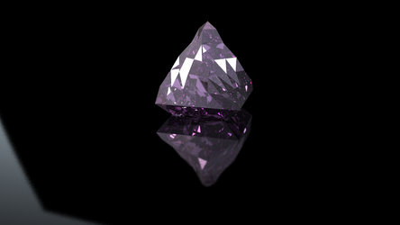 Kunzite Cyclone Pyramid by SoulxMystique