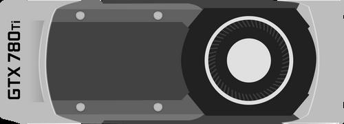 Minimalistic Nvidia GTX 780Ti by SoulxMystique