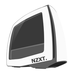 Minimalistic NZXT Manta by SoulxMystique