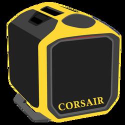 Minimalistic Corsair 380T by SoulxMystique