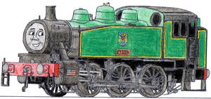 Brad the American Engine by 01Salty