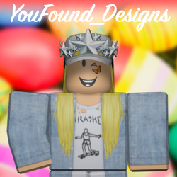 YouFound_Designs Easter Logo v2 by iiWebDev