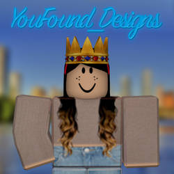 YouFound_Designs Logo by iiWebDev