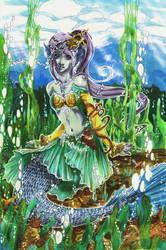 under the sea by vanlau