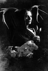 The High Priestess I by TheVenomousSwan