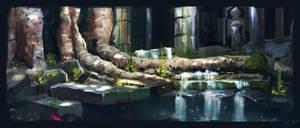 Jungle by BlindFoxy