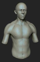 Anatomy study by PatrickvanR