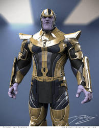 Thanos by PatrickvanR