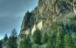 Sumela Monastery by altansomay