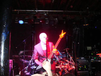 Devin Townsend Project Live @ The Fleece by Tvmorbid