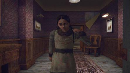 Waite's daughter by Audiomaniak