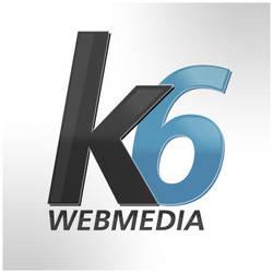 k6webmedia Logotype by K6WEBMEDIA