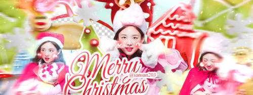 #Cover_Merry_Chistmas by Sansan203