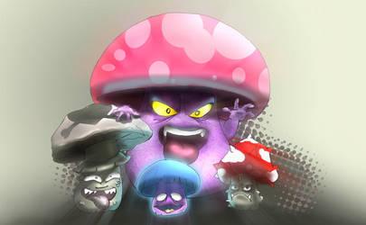 mushroom mangez-moi by nahp75