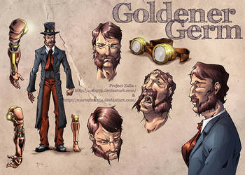 Goldener Germ - Colors study by nahp75