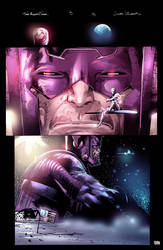 The Mighty Thor 3 pg 13 - Colors by nahp75