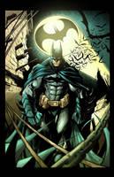 I'm Batman Colors by nahp75