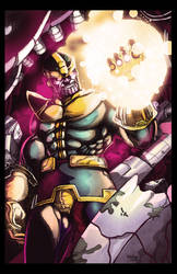 THANOS colors by nahp75
