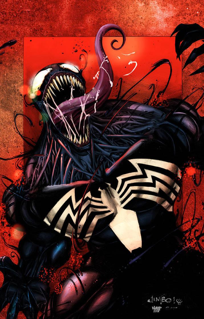 Venom Colors by nahp75