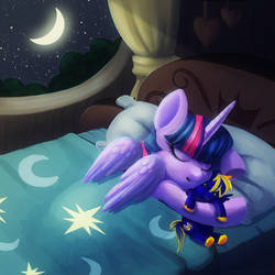 Twilight Snuggle by adailey