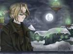 Witch Hunter Robin by joriavlis