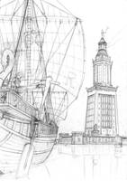 Lucidus Ordo : Lineart by joriavlis
