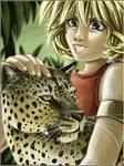 Panthera Pardus by joriavlis