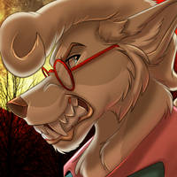 Were-Egon icon by darkumbreon09