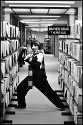 KNIVES CHAU: 17 YEARS OLD by SerenadeStrong