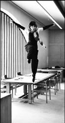 Knives Chau: Jump by SerenadeStrong
