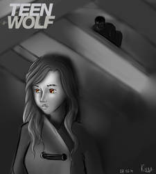 teen wolf by 0Kyzya0