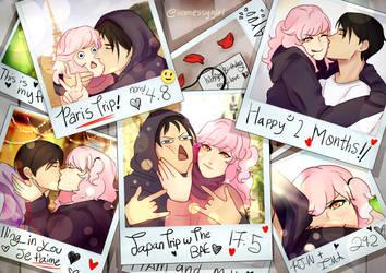 Happy Birthday Paraelyn! by Idamessygirl