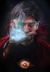 Dr Strange 01 by drkitsune
